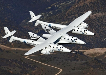 spaceshiptwo, whiteknighttwo, Virgin Galactic